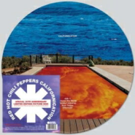 Red Hot Chili Peppers レッドホットチリペッパーズ / Californication 【LP】