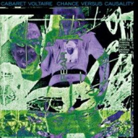 【送料無料】 Cabaret Voltaire / Chance Versus Causality 輸入盤 【CD】