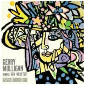 Gerry Mulligan ジェリーマリガン / Meets Ben Webster (180グラム重量盤レコード / VITAL VINYL LP) 【LP】
