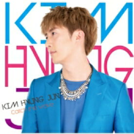 Kim Hyung Jun (SS501 末っ子) キムヒョンジュン / Catch the wave 【初回限定盤A】 【CD Maxi】