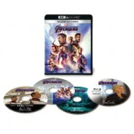 【送料無料】 アベンジャーズ/エンドゲーム 4K UHD MovieNEX 【BLU-RAY DISC】