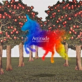 【送料無料】 Mrs. GREEN APPLE / Attitude 【CD】