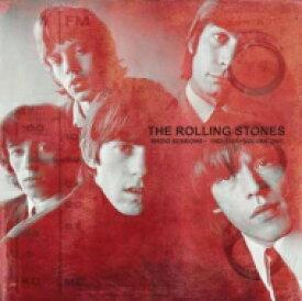 Rolling Stones ローリングストーンズ / Radio Sessions Vol 1 1963-1964 (レッドヴァイナル仕様 / 2枚組アナログレコード) 【LP】