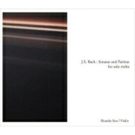 【送料無料】 Bach, Johann Sebastian バッハ / 無伴奏ヴァイオリンのためのソナタとパルティータ 全曲 佐藤俊介(2CD) 【CD】