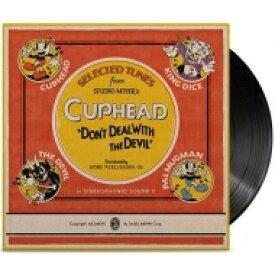 【送料無料】 Cuphead オリジナルサウンドトラック (2枚組アナログレコード / Iam8bit) 【LP】