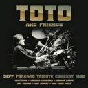 【送料無料】 TOTO トト / Jeff Porcaro Tribute Concert 1992 (3CD) 輸入盤 【CD】