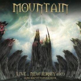 【送料無料】 Mountain マウンテン / Live... New Jersey 1973 輸入盤 【CD】