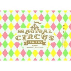 """【送料無料】 EXO-CBX / EXO-CBX """"MAGICAL CIRCUS"""" 2019 -Special Edition- 【初回生産限定盤】(2Blu-ray+フォトブック) 【BLU-RAY DISC】"""