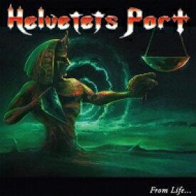 【送料無料】 Helvetets Port / From Life To Death (Coloured Vinyl) 【LP】