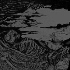 【送料無料】 Surya (Metal) / Solastalgia 輸入盤 【CD】