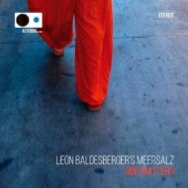 【送料無料】 Leon Baldesberger's Meersalz / Odd Matters 輸入盤 【CD】
