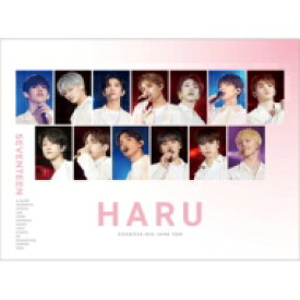 【送料無料】 SEVENTEEN / SEVENTEEN 2019 JAPAN TOUR 'HARU' (2DVD+PHOTO BOOK)【Loppi・HMV限定盤】 【DVD】