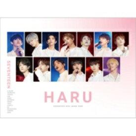 【送料無料】 SEVENTEEN / SEVENTEEN 2019 JAPAN TOUR 'HARU' (2Blu-ray+PHOTO BOOK)【Loppi・HMV限定盤】 【BLU-RAY DISC】