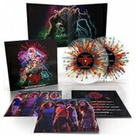【送料無料】 ストレンジャー・シングス 3 Stranger Things 3 オリジナルサウンドトラック (2枚組アナログレコード) 【LP】