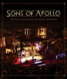 Sons Of Apollo / Live With The Plovdiv Psychotic Symphony (Blu-ray) 【BLU-RAY DISC】