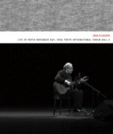 【送料無料】 Joao Gilberto ジョアンジルベルト / Live In Tokyo 【BLU-RAY DISC】