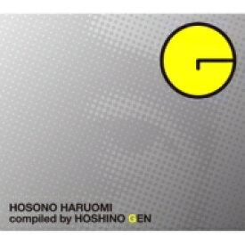 【送料無料】 細野晴臣 ホソノハルオミ / HOSONO HARUOMI Compiled by HOSHINO GEN (3枚組アナログレコード) 【LP】