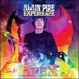 Alain Pire / Apex 【LP】