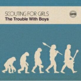 【送料無料】 Scouting For Girls スカウティングフォーガールズ / Trouble With Boys 輸入盤 【CD】