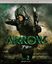 ARROW/アロー <シックス> 後半セット(2枚組/15〜23話収録) 【DVD】