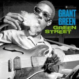 Grant Green グラントグリーン / Green Street (180グラム重量盤レコード / Jazz Images) 【LP】