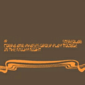 【送料無料】 Stereolab ステレオラブ / Cobra And Phases Group Play Voltage In The Milky Night (Expanded Edition)<国内仕様盤> 輸入盤 【CD】