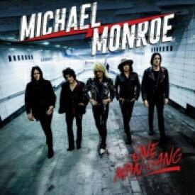 【送料無料】 Michael Monroe マイケルモンロー / One Man Gang 【CD】