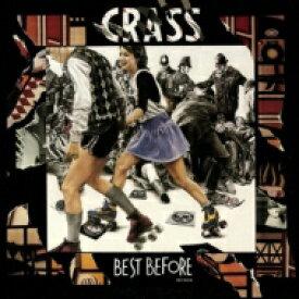 【送料無料】 Crass / Best Before 1984 輸入盤 【CD】