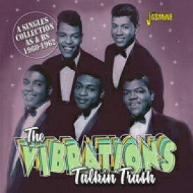 Vibrations / Talkin Trash: Singles Collection As & Bs 60-62 輸入盤 【CD】