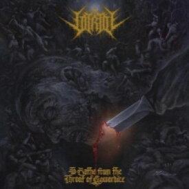 【送料無料】 Vitriol / To Bathe From The Throat Of Cowardice 輸入盤 【CD】