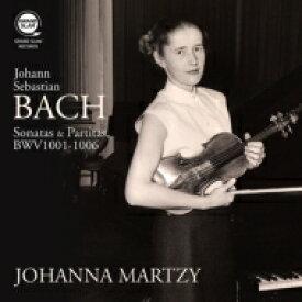 【送料無料】 Bach, Johann Sebastian バッハ / 無伴奏ヴァイオリンのためのソナタとパルティータ全曲 ヨハンナ・マルツィ(平林直哉復刻)【250 セット完全限定】(日本語帯付 / 6枚組アナログレコード) 【LP】