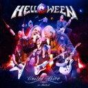 【送料無料】 Helloween ハロウィン / United Alive In Madrid (3CD) 【CD】