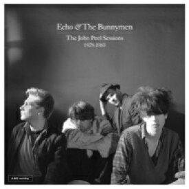 Echo&The Bunnymen エコー&ザバニーメン / John Peel Sessions 1979-1983 輸入盤 【CD】