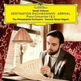 【送料無料】 Rachmaninov ラフマニノフ / ダニール・トリフォノフ / ラフマニノフ:ピアノ協奏曲第1番・第3番 (2枚組アナログレコード) 【LP】