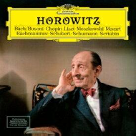 ラスト・ロマンティック ホロヴィッツ (180グラム重量盤レコード) 【LP】