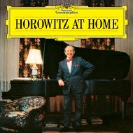 ホロヴィッツ・アット・ホーム (180グラム重量盤レコード) 【LP】
