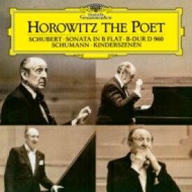 Schubert シューベルト / ホロヴィッツ・ザ・ポエット (180グラム重量盤レコード) 【LP】