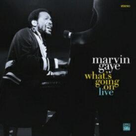 【送料無料】 Marvin Gaye マービンゲイ / What's Going On Live 【SHM-CD】