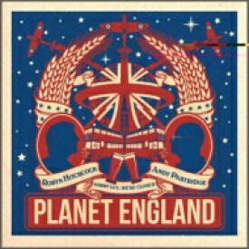 Robyn Hitchcock / Andy Partridge / Planet England Ep 輸入盤 【CDS】