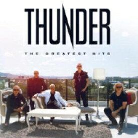 【送料無料】 Thunder サンダー / Greatest Hits (3CD) 輸入盤 【CD】
