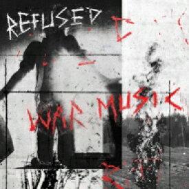 【送料無料】 Refused / War Music 輸入盤 【CD】