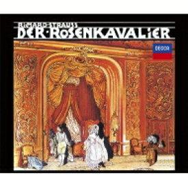 【送料無料】 Strauss, R. シュトラウス / 『ばらの騎士』全曲 ゲオルグ・ショルティ&ウィーン・フィル、レジーヌ・クレスパン、イヴォンヌ・ミントン、他(1968、69 ステレオ)(3CD) 【Hi Quality CD】