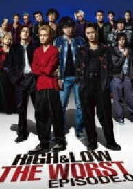 【送料無料】 HiGH & LOW THE WORST EPISODE.0 ≪DVD2枚組≫ 【DVD】