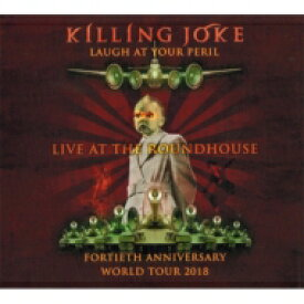 Killing Joke キリングジョーク / Laugh At Your Peril: Live At The Roundhouse - 17.11.18 輸入盤 【CD】