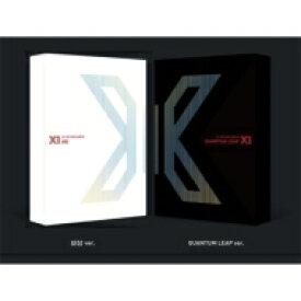 X1 / 1st Mini Album: 飛翔 QUANTUM LEAP (ランダムカバー・バージョン) 【CD】