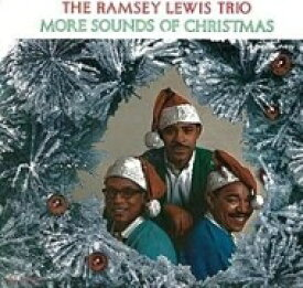 Ramsey Lewis ラムゼイルイス / More Sounds Of Christmas (180グラム重量盤レコード) 【LP】