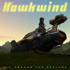 Hawkwind ホークウィンド / All Aboard The Skylark 【LP】