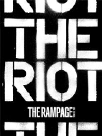【送料無料】 THE RAMPAGE from EXILE TRIBE / THE RIOT (CD+2DVD) 【CD】