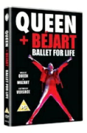 Queen / Maurice Bejart / Ballet For Life (Live At The Salle Metropole, Lausanne, : Switzerland, 1996) 【DVD】