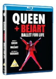 Queen / Maurice Bejart / Ballet For Life (Live At The Salle Metropole, Lausanne, : Switzerland, 1996) 【BLU-RAY DISC】